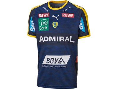 "PUMA Herren Handballtrikot ""RNL Away Shirt"" Kurzarm Blau"