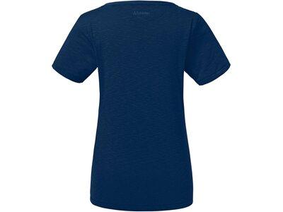 """SCHÖFFEL Damen Funktionsshirt """"T-Shirt Verviers2"""" Blau"""