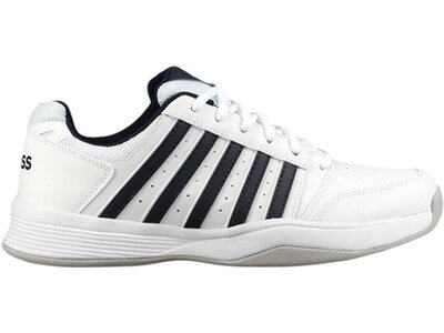 "K-SWISSLIFESTYLE Herren Tennisschuhe Indoor ""Court Smash Carpet"" Weiß"