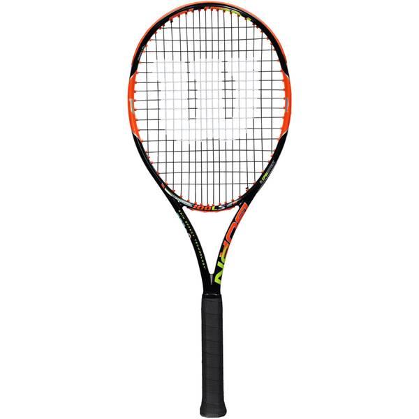 WILSON Tennisschläger Burn 100LS - besaitet