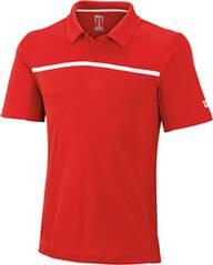 """WILSON Herren Tennis Poloshirt """"Team"""" Kurzarm"""