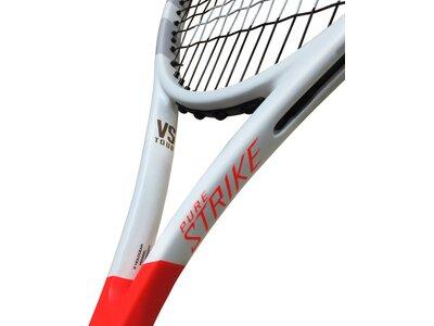 "BABOLAT Tennisschläger ""Pure Strike VS Tour"" - unbesaitet - 16x20 Rot"