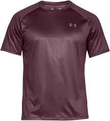 UNDERARMOUR Herren Trainingsshirt Tech Printed Kurzarm