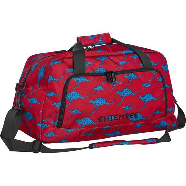 CHIEMSEE Reisetasche mit großem Hauptfach Rot