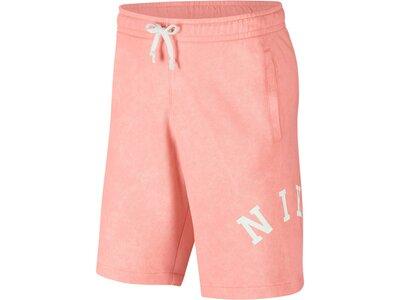 NIKE M NSW CE SHORT FT WASH Pink