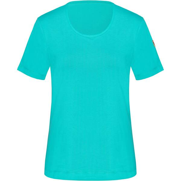 TAO Damen Kurzarm Shirt Bio-Baumwolle SELDA