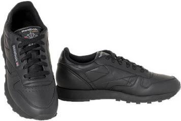 REEBOK Damen Freizeitschuh - Reebok Classic Leather Black