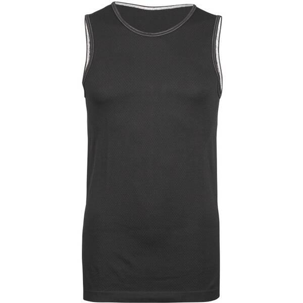 TAO Atmungsaktive Funktionsunterwäsche Herren Shirt ärmellos TANK TOP