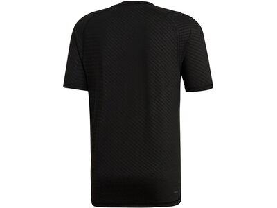 ADIDAS Herren Fitness-Shirt Freelift Braun