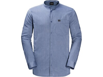 "JACKWOLFSKIN Herren Outdoor-Hemd ""Indian Springs Shirt"" Langarm Grün"
