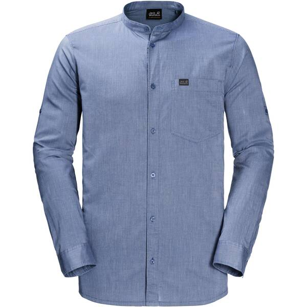 "JACKWOLFSKIN Herren Outdoor-Hemd ""Indian Springs Shirt"" Langarm"