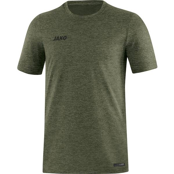 JAKO Herren T-Shirt Premium Basics   Bekleidung > Shirts > T-Shirts   Khaki   JAKO