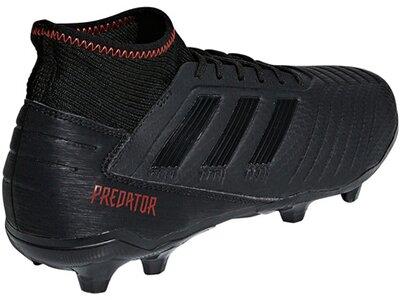 ADIDAS Herren Fußballschuhe Predator 19.3 FG Schwarz