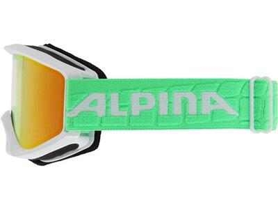 "ALPINA Skibrille ""Smash 2.0"" Gold"