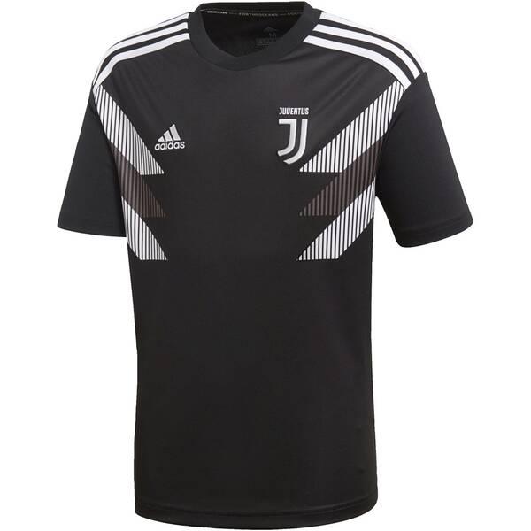 ADIDAS Kinder Juventus Turin Home Pre-Match Shirt