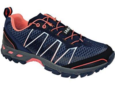 JAKO Damen Schuh Trekking Blau