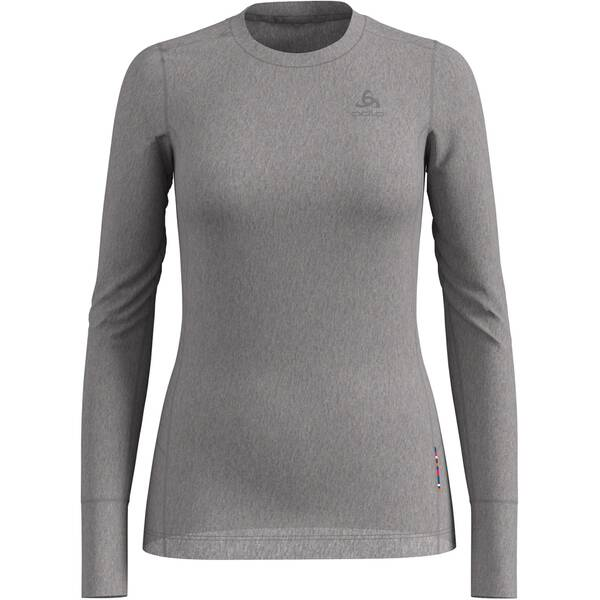 ODLO Damen Shirt SUW Top Langarm aus Wolle