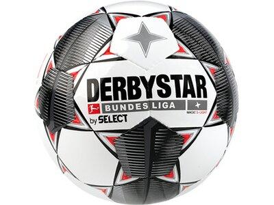 DERBYSTAR Equipment - Fußbälle Bundesliga Magic S-Light 290 Gramm Schwarz