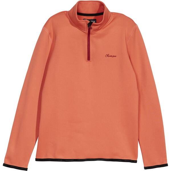 CHIEMSEE Fleece Pullover in weicher Qualität