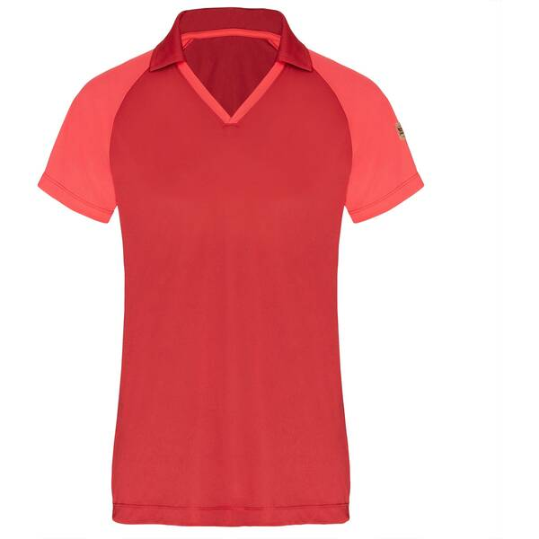 TAO Nachhaltiges Damen Funktions Polo kurzarm Shirt LENI