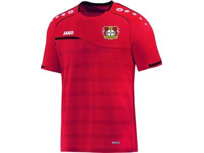 JAKO Kinder B04 T-Shirt Prestige Rot