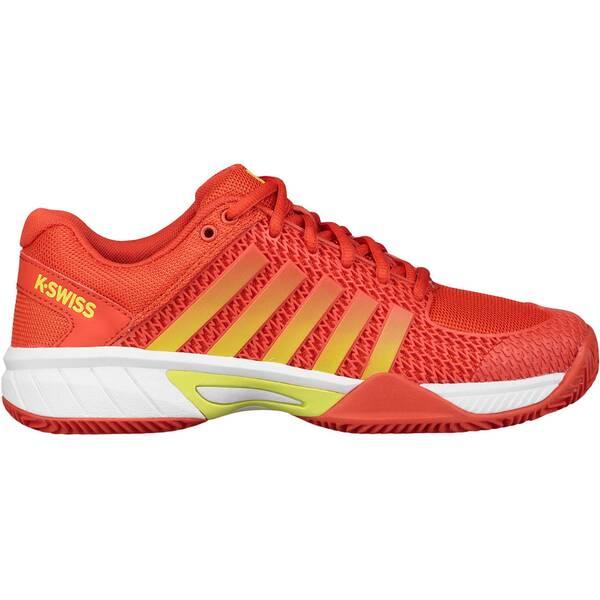 K-SWISS Damen Tennisschuhe Sandplatz Express Light HB   Schuhe > Sportschuhe > Tennisschuhe   White   K-SWISS TENNIS