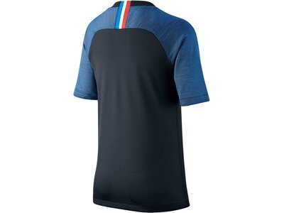 "NIKE Kinder Fußballtrikot ""PSG Breathe Strike Fourth"" Kurzarm Blau"