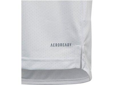 """ADIDAS Kinder T-Shirt """"DFB"""" Grau"""