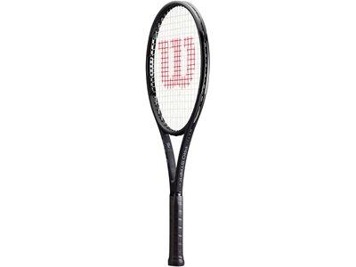 """WILSON Tennisschläger """"Pro Staff 97L"""" - unbesaitet Weiß"""
