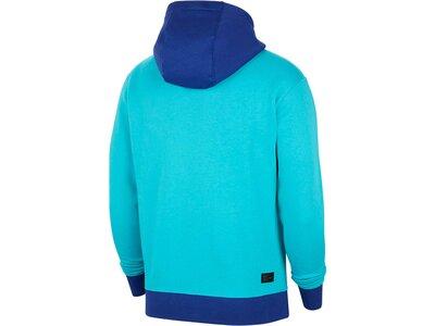 "NIKE Herren Sweatshirt ""FC Barcelona"" Blau"