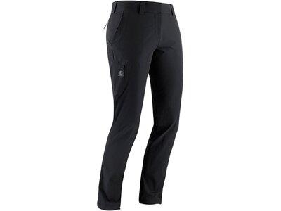 "SALOMON Damen Trekkinghose ""Wayfarer Pants"" Schwarz"