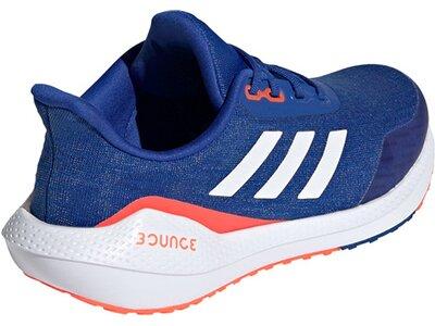adidas Kinder EQ21 Laufschuh Blau