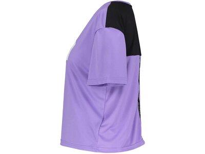 "THENORTHFACE Damen Outdoor-Shirt ""MA Tee"" Kurzarm Lila"