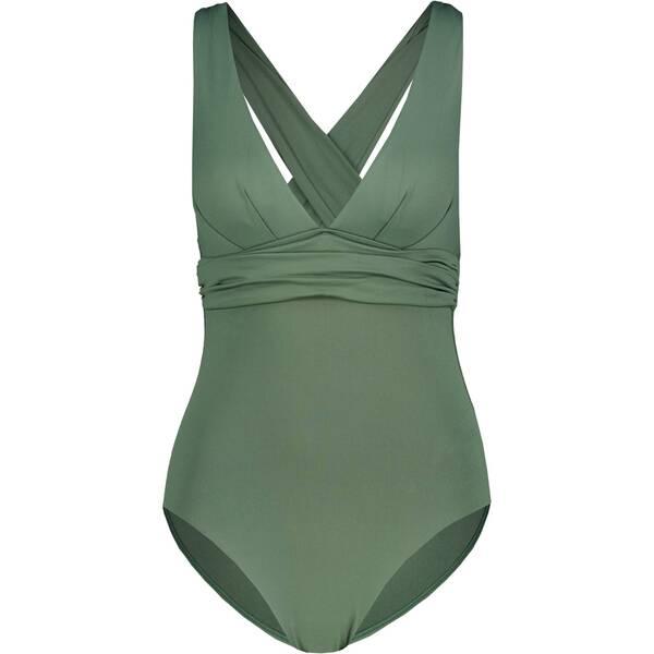 Bademode - SEAFOLLY Damen Badeanzug › Grün  - Onlineshop Intersport