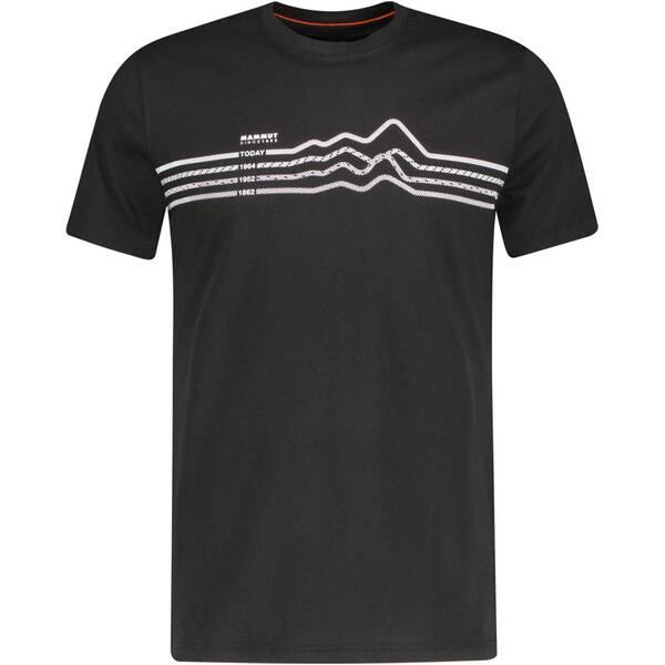 MAMMUT Herren Shirt Seile T-Shirt Men