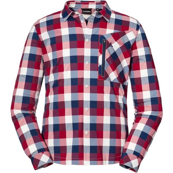 SCHÖFFEL Herren Hemd Shirt Hirschberg M