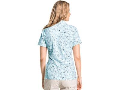SCHÖFFEL Damen Shirt Polo Shirt Linwood L Grün