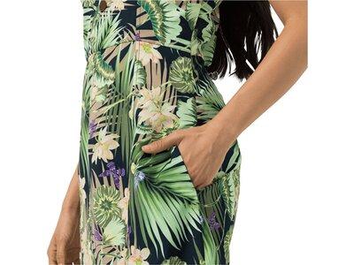 """JACKWOLFSKIN Damen Kleid """"Paradise Dress"""" Grün"""