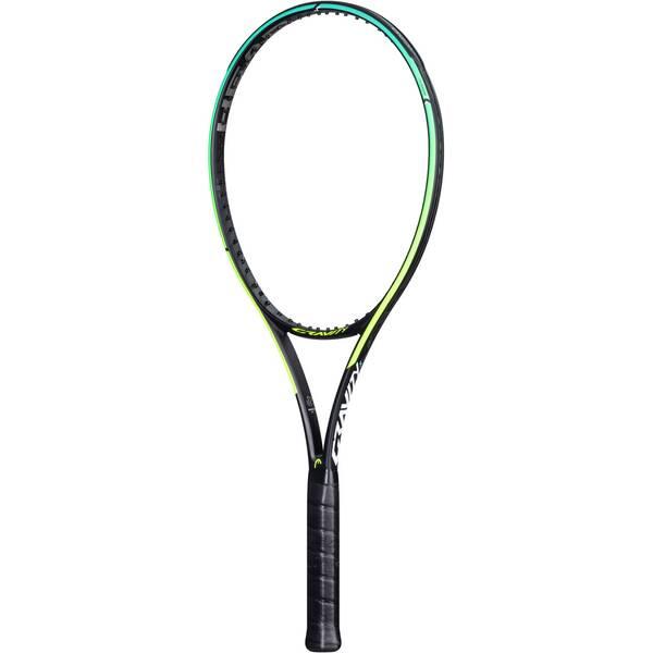 """HEAD Tennisschläger """"Gravity S 2021"""" - unbesaitet - 16 x 20"""