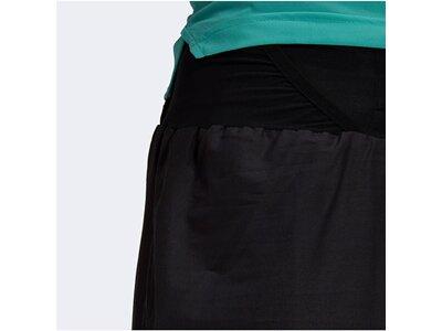 adidas Herren TERREX Agravic Two-in-One Shorts Schwarz