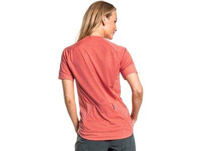 SCHÖFFEL Damen Trickots Shirt Auvergne L Orange