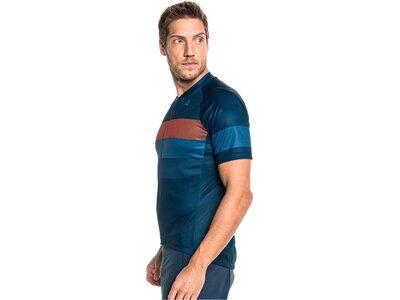 SCHÖFFEL Herren Trickots Shirt Vertine M Blau