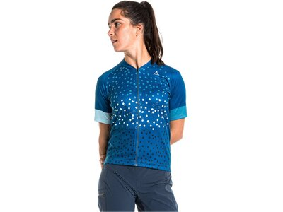SCHÖFFEL Damen Trickots Shirt Vertine L Blau