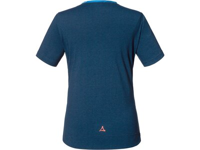 SCHÖFFEL Damen Trickots Shirt Proud L Blau