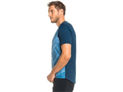 SCHÖFFEL Herren Trickots Shirt Proud M Blau