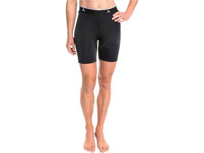SCHÖFFEL Damen Unterhose Skin Pants 2h L Schwarz