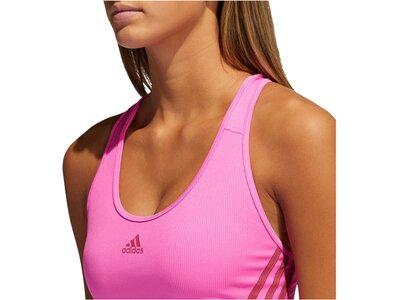 """ADIDAS Damen Sport-BH """"Believe this 3-Streifen"""" Pink"""