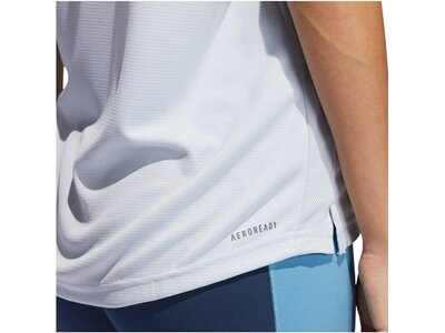 ADIDAS Damen T-Shirt Grau