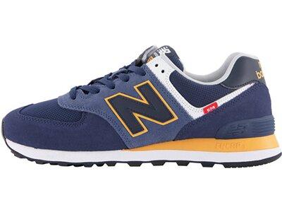 "NEWBALANCE Herren Sneaker ""574 Classic"" Blau"