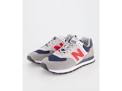 "NEWBALANCE Herren Sneaker ""574 Classic"" Silber"